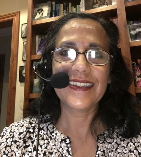 Shobha Tharoor Srinivasan voiceover talent